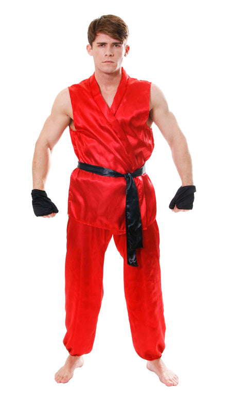 Adult Karate Expert Costume