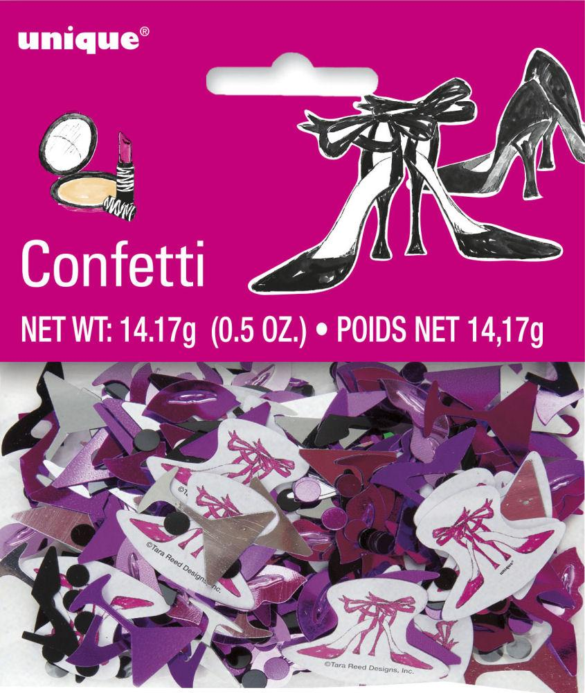 Girls Night Out Confetti - Party Perfecto
