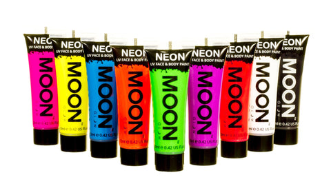 Moon Glow - Neon - 9 Pack - Party Perfecto