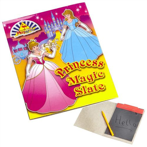 6 Princess Magic Slates