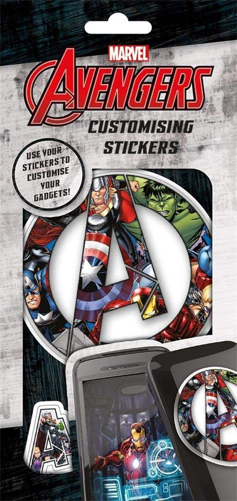 Avengers Customising Stickers