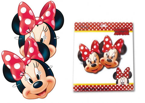 6 Minnie Mouse Masks