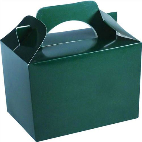 10 Forest Green Boxes