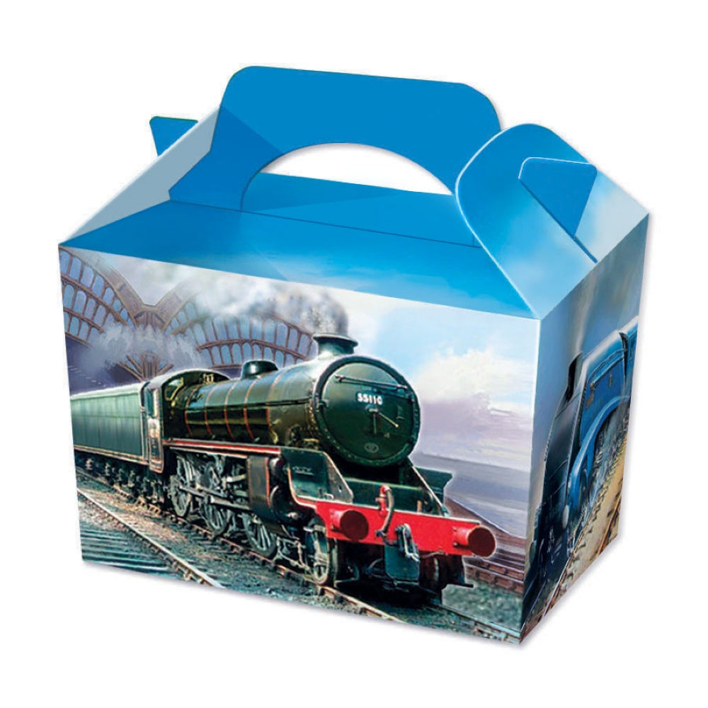 10 Steam Train Boxes