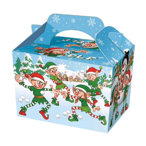 10 Christmas Elf Boxes