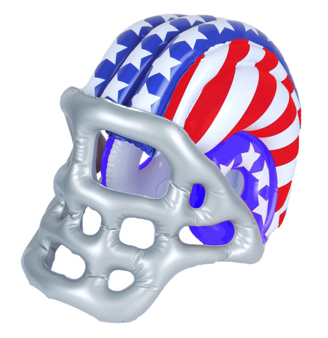 Inflatable American Football Helmet