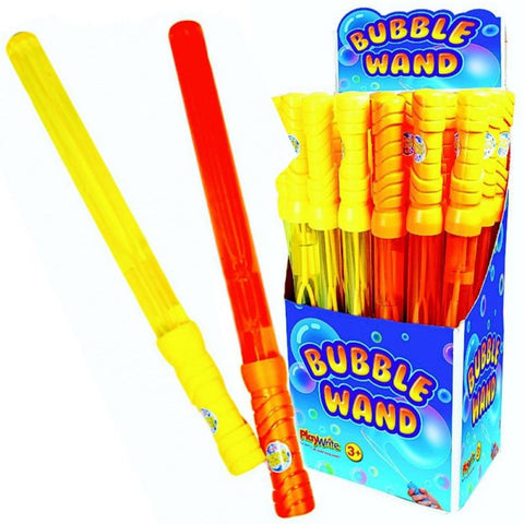 24 Bubble Swords & Wands (Full Box) - Party Perfecto