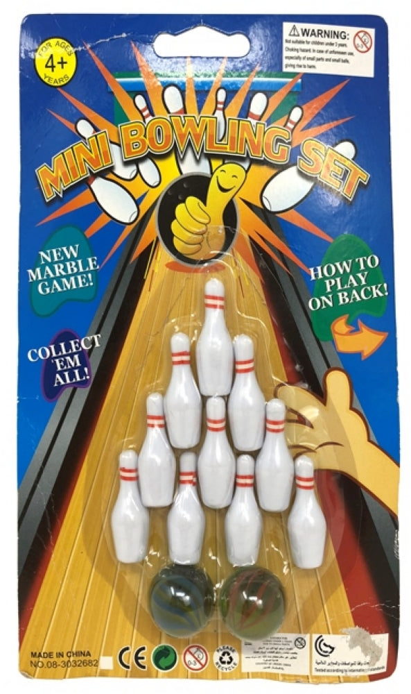 Mini Bowling Game Set