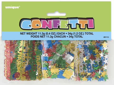 Congratulations Confetti - 3 Pack - Party Perfecto