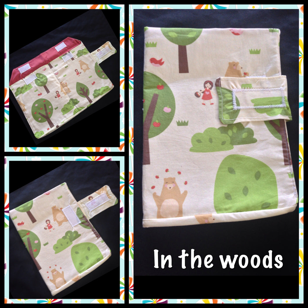 Into the woods nappy wallet
