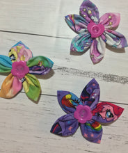 Hair bows - Unicorns