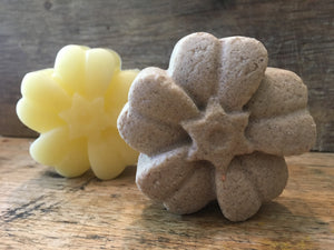 Shampoo Bar (soap + SLS free) + Conditioner Bar