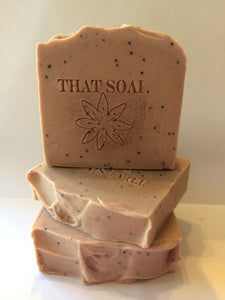 That Minty one - Minty Soap scrub