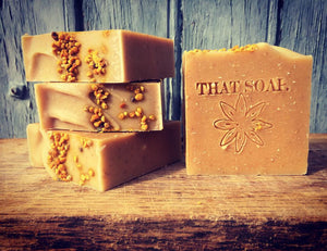 That Honey One - Honey and Oats Soap