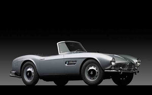 BMW 507 Roadster – The legend