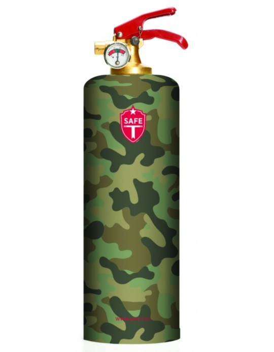 Safe-T Extinguisher - Army