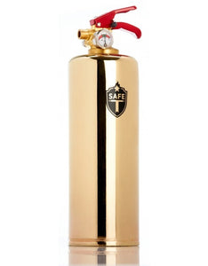 Safe-T Extinguisher - Brass