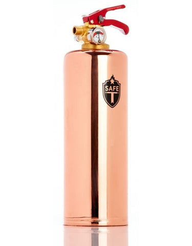 Safe-T Extinguisher - Copper