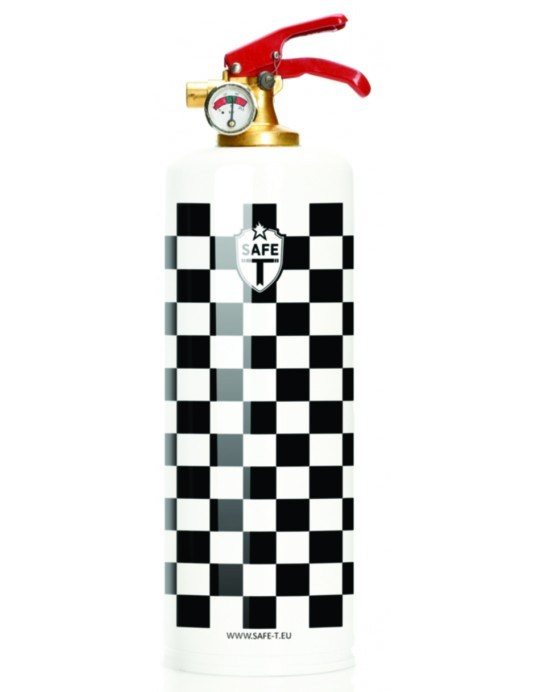 Safe-T Extinguisher - Damier