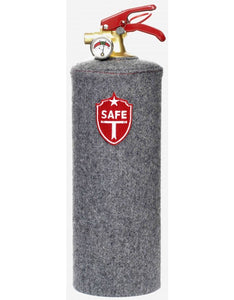 Safe-T Extinguisher - Grey Flannel