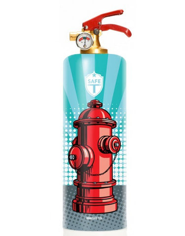 Safe-T Extinguisher - Pop Fire