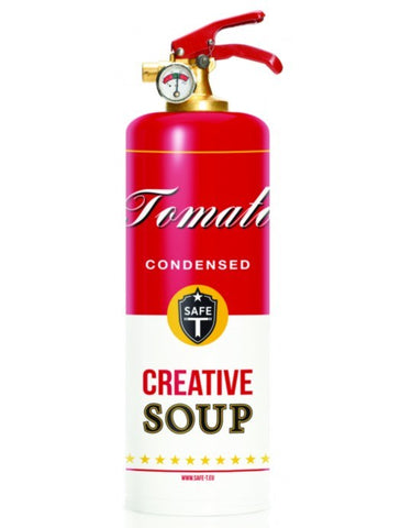 Safe-T Extinguisher - Soup