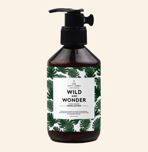 Hand lotion 'Wild and wonder'