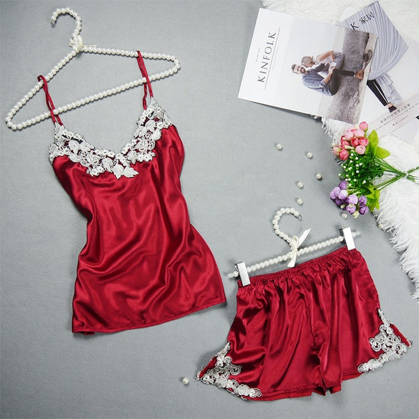 Ladies Embroid Intimates