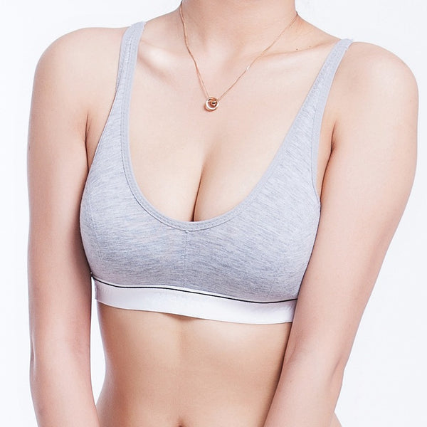 Bust Babe Sports Bra - Boho chic ,fashion clothing, boho dresses - Blue Nana