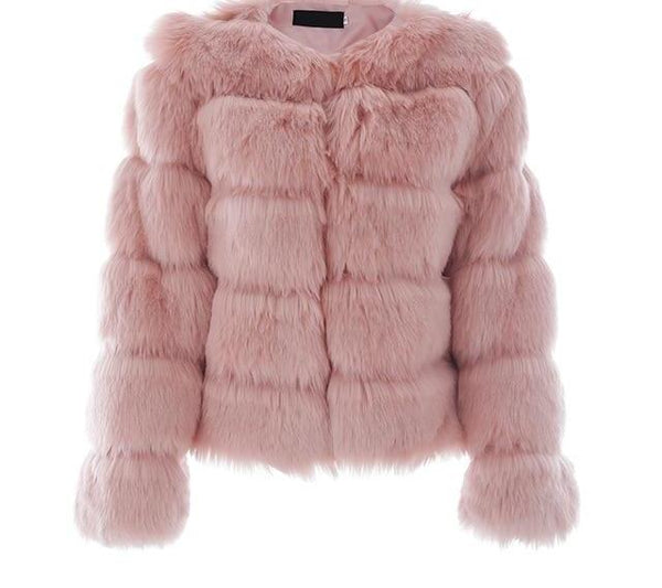 Fluffy Party Coat