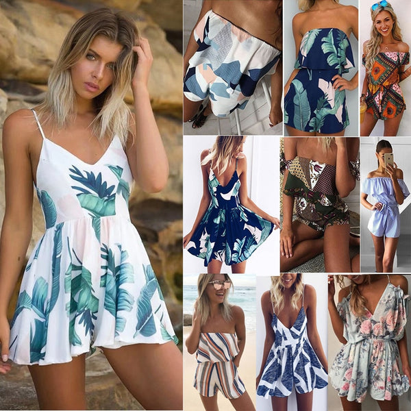 Magic Summer Playsuit