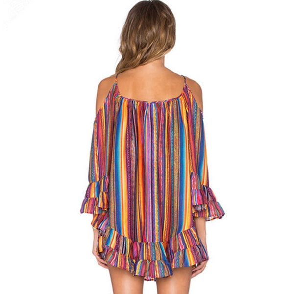 Enjoy Stripes Dress