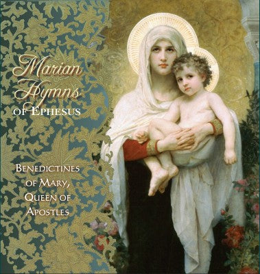 """Marian Hymns"" - CD - Music of the Benedictines of Mary, Queen of Apostles"