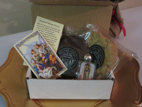 St. Andrew Prayer Box