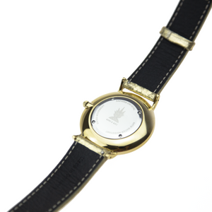 Vegan Watch - Classic Gold™