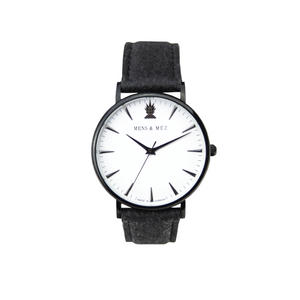 Vegan Watch - Classic Black™