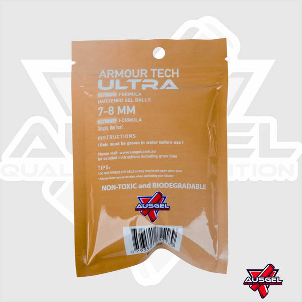 Armour Tech ULTRA Red Gels