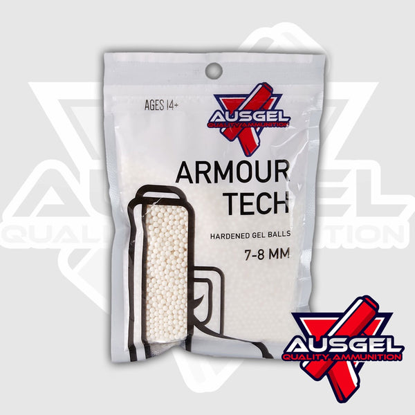 ARMOUR TECH HARDENED - MILKIES