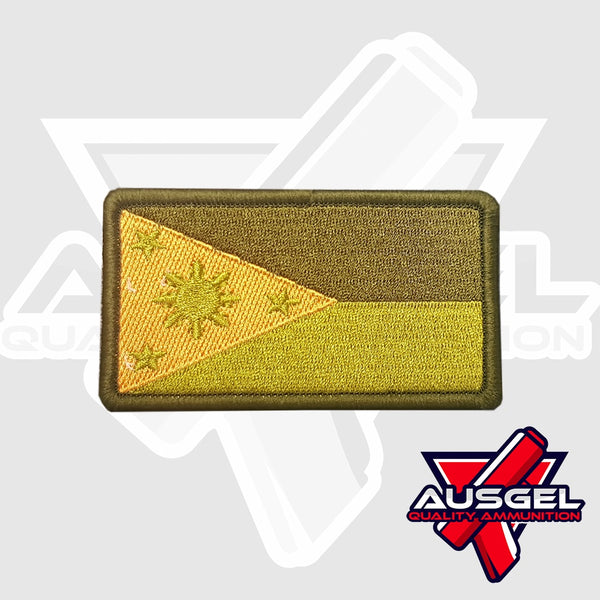 Patch - Filipino Flag Tactical