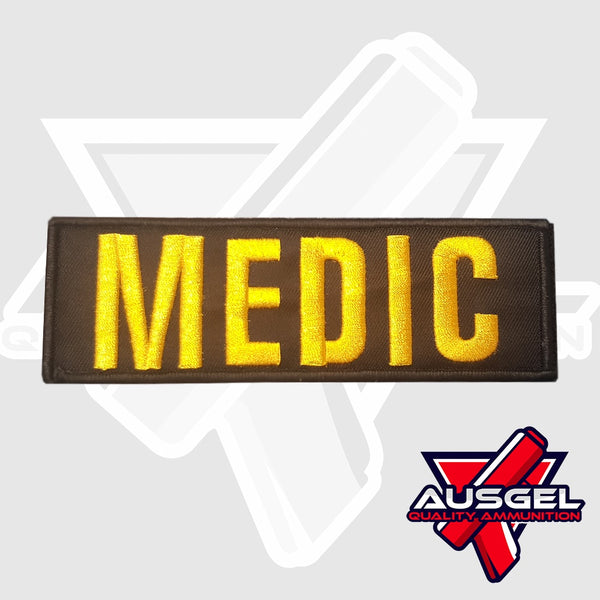 Patch (Large) - Medic Gold