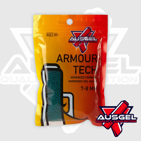 ARMOUR TECH HARDENED - GREEN