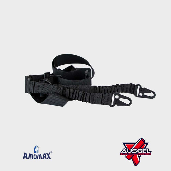 Amomax Dual Point Sling w/HK clip