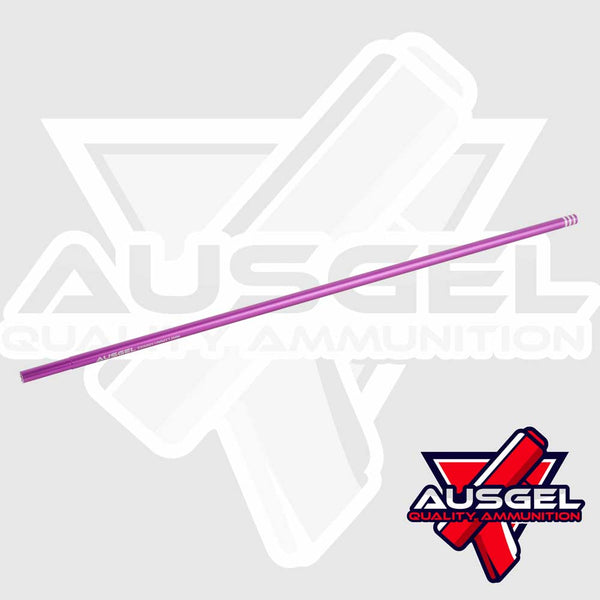 AUSGEL 530mm Purple Polished Inner Barrel (7.3mm ID) (10.00mm OD)