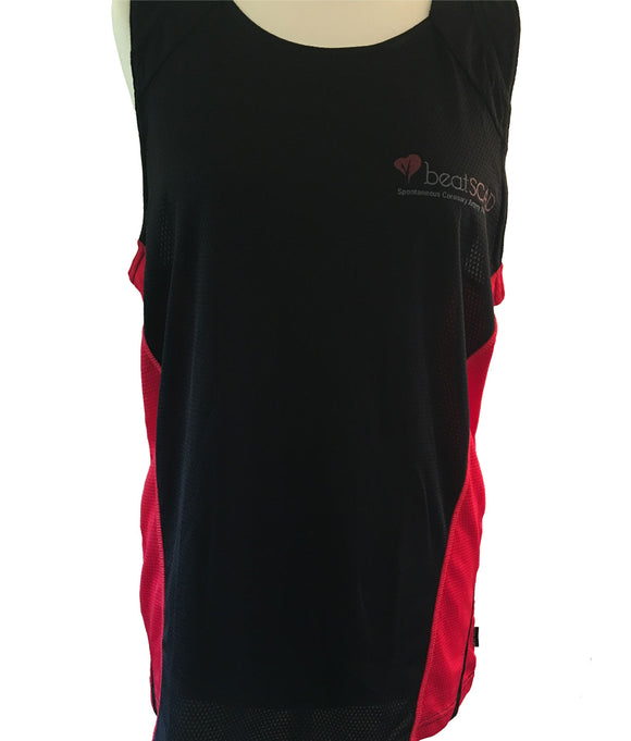 SALE - Men Gamegear Cooltex Running Vest