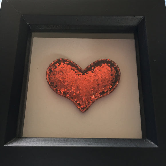 Handmade Heart picture - small