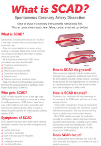 What is SCAD downloadable leaflet
