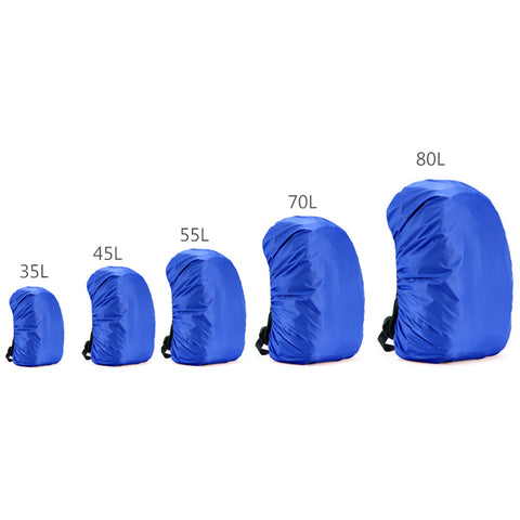 35L-80L Waterproof Backpack cover