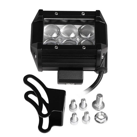 Bright Fog Lights for Motobikes and Adventure Vehicles