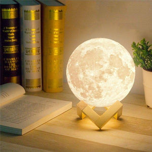 Mystical Moon Lamp - SpaceTrips