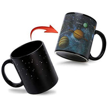 Solar System Heat Sensitive Coffee Cup - SpaceTrips